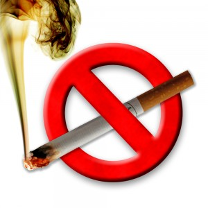 Smoking doubles the risk for stroke when compared to a non-smoker.